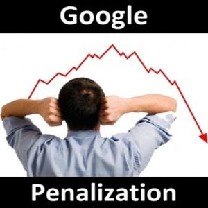Google Penalizare