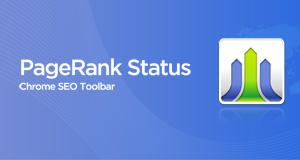 Chrome Page Rank Status