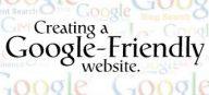 Google Friendly Website