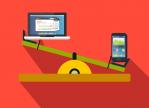 Trafic pe mobile VS trafic pe desktop