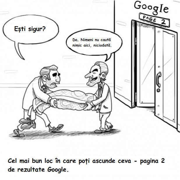google pagina 2